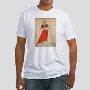 Vintage poster - May Belfort T-Shirt