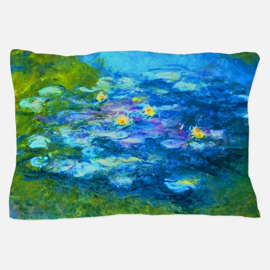 Funny French impressionism Pillow Case