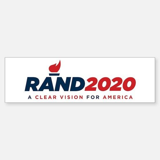 Rand Paul 2020 Bumper Bumper Bumper Sticker