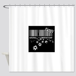 Animal Liberation Now - Until Every Shower Curtain