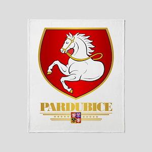 Pardubice Throw Blanket