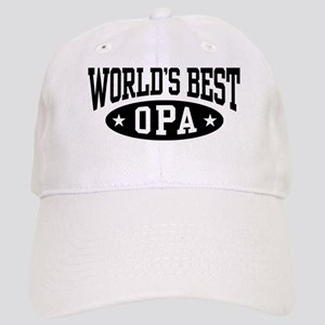 World's Best Opa Cap