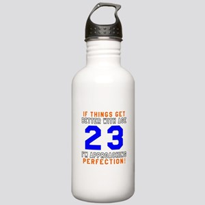 23 I'm Approaching Per Stainless Water Bottle 1.0L