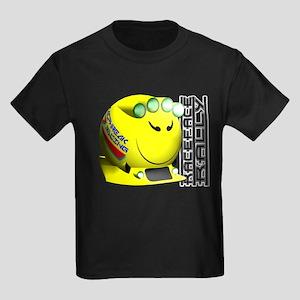 Rally Race Face Kids Dark T-Shirt