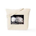 Labrador puppy lover Tote Bag