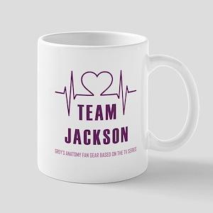 TEAM JACKSON Mugs