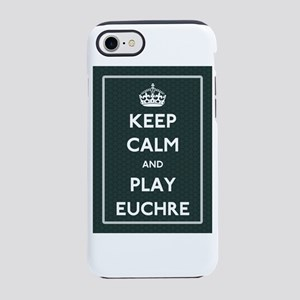 Euchre iPhone 8/7 Tough Case