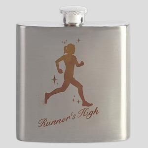 Womens Runner's High Flask