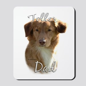 Toller Dad2 Mousepad