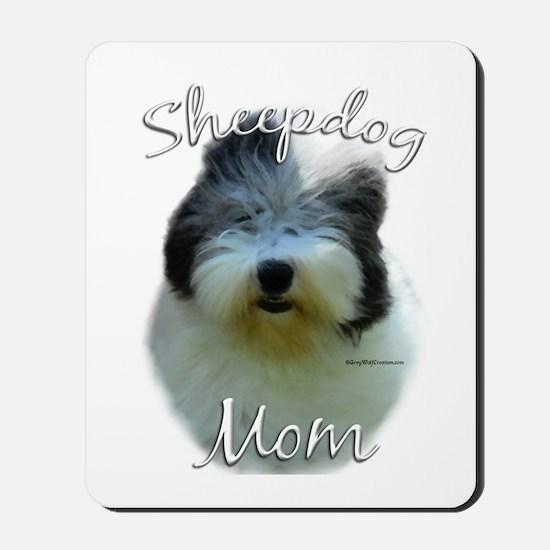 Old English Mom2 Mousepad