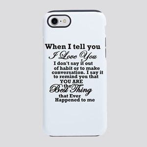 best thing that ever iPhone 8/7 Tough Case