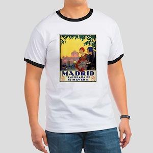 Madrid Temporada de Primavera - Vintage Tr T-Shirt