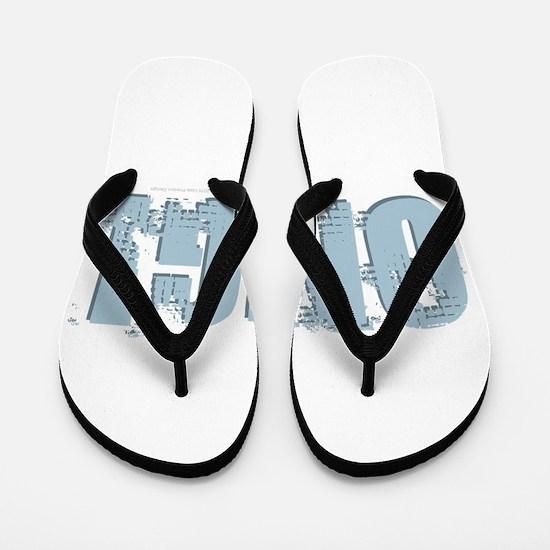 OMG Design Flip Flops
