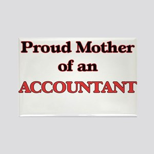 Proud Mother of a Accountant Magnets