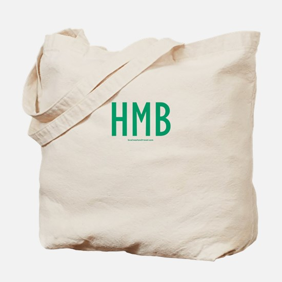 HMB (Green) - Tote Bag