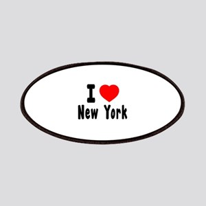 I Love New York Patch