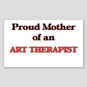 Proud Mother of a Art Therapist Sticker