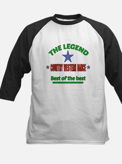 The Legend Country Eastern da Kids Baseball Jersey