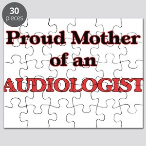 Proud Mother of a Audiologist Puzzle