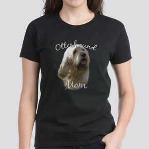 Otterhound Mom2 Women's Dark T-Shirt