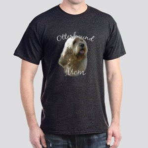 Otterhound Mom2 Dark T-Shirt