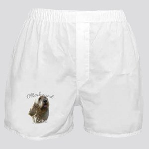 Otterhound Mom2 Boxer Shorts