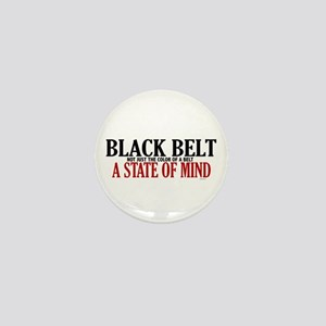 Not Just The Color Of A Belt Mini Button