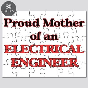 Proud Mother of a Electrical Engineer Puzzle