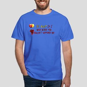 Fine Wine Dark T Shirt