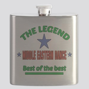 The Legend Middle Eastern dance Best of the Flask