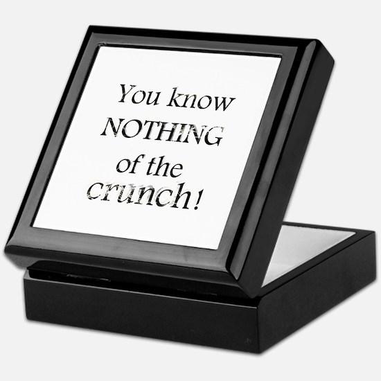 The Mighty Boosh - Crunch - Keepsake Box
