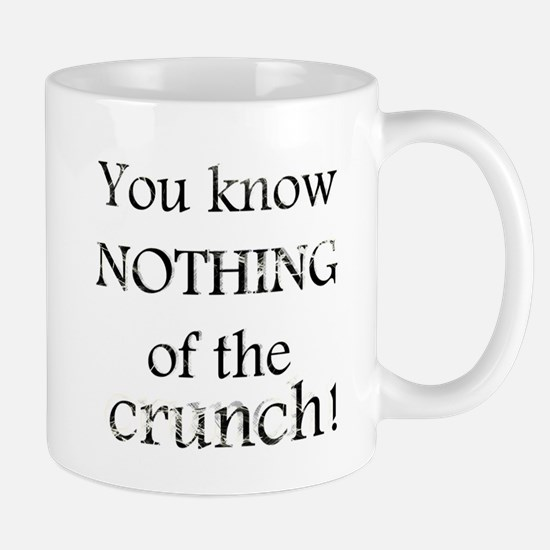 The Mighty Boosh - Crunch - Mug
