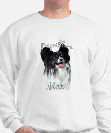 Papillon Mom2 Sweatshirt