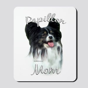 Papillon Mom2 Mousepad