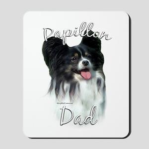 Papillon Dad2 Mousepad