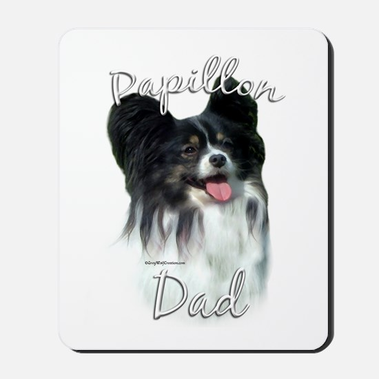 Papillon Dad2 Mousepad
