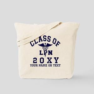 Class of 20?? Nursing (LPN) Tote Bag