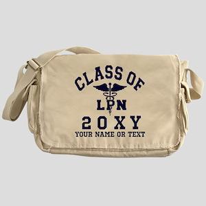 Class of 20?? Nursing (LPN) Messenger Bag