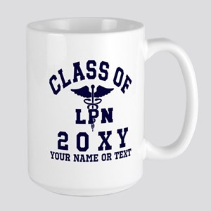 Class of 20?? Nursing (LPN) Mugs