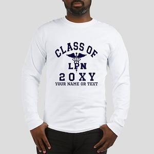Class of 20?? Nursing (LPN) Long Sleeve T-Shirt