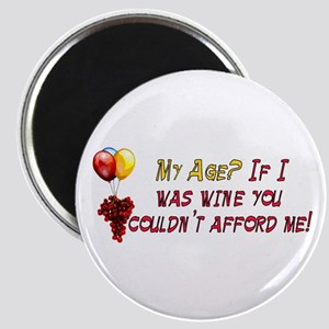 Fine Wine Magnet