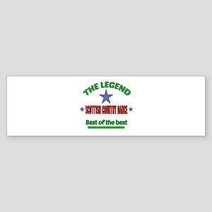 The Legend Scottish Country dance Sticker (Bumper)