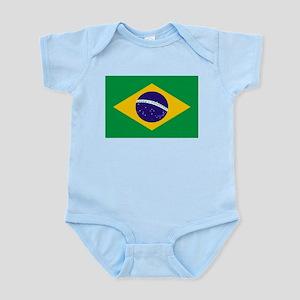 Brasil Flag Body Suit