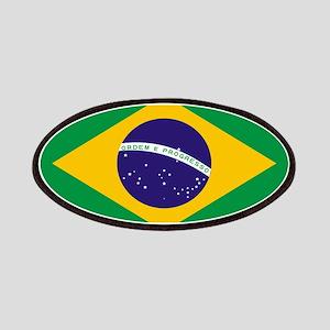 Brasil Flag Patch