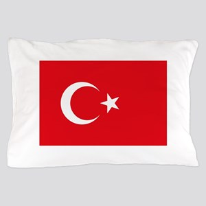 Turkey Flag Pillow Case