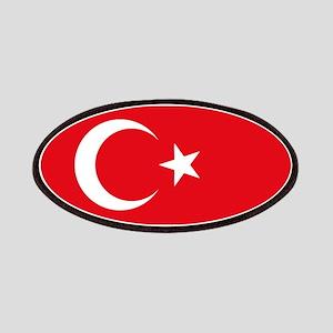Turkey Flag Patch