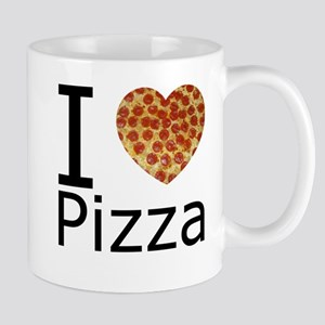 IHeartpizza Mugs