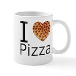 IHeartpizza Mugs