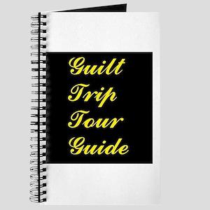 Guilt Trip Tour Guide Journal