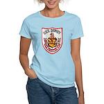 USS DEWEY Women's Light T-Shirt